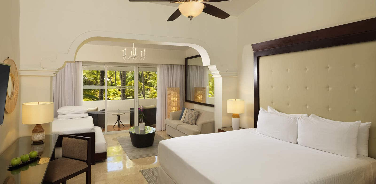 tropical decorations on bed tropical home decor ideas.htm meli   caribe beach resort family room beachside  meli   caribe beach resort family room
